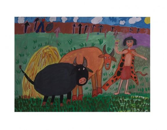 детский рисунок2